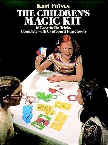 Read online The Children's Magic Kit PDF, azw (Kindle), ePub