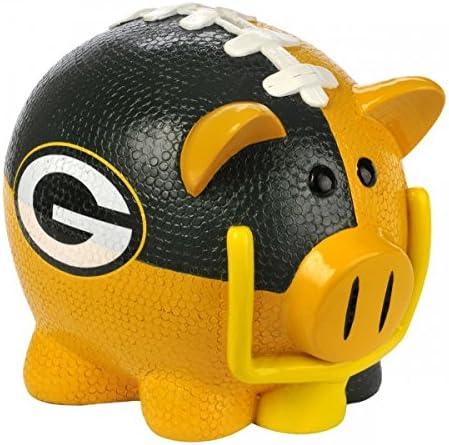 Green Bay Packers Helmet Piggy Bank