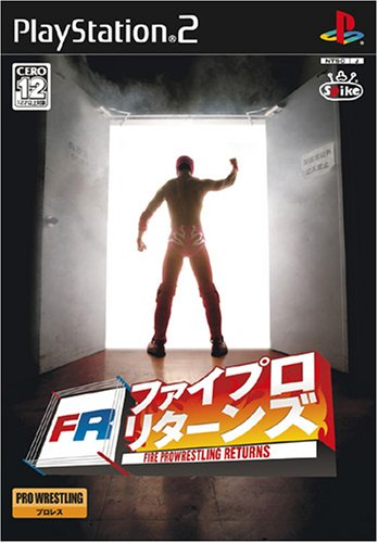 fire pro wrestling ps2 iso