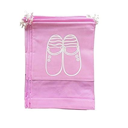 Chicieve, 10 bolsas de zapatos de viaje, resistente al polvo ...