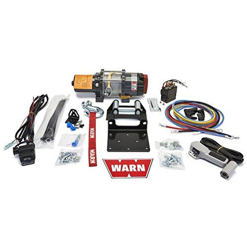 Rt30 Atv - WARN 81654 RT30 24-Volt Winch