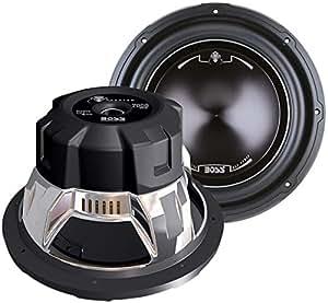 "BOSS P10DVC 900W Negro - Subwoofer (900 W, 25 - 1500 Hz, 1800 W, 96 dB, 8 Ω, 25,4 cm (10""))"