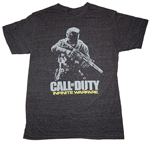 Call of Duty Infinite Warfare Soldier Tri-Blend Tee