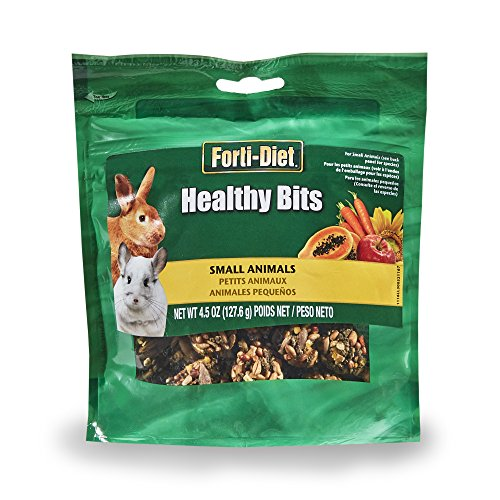 Forti-Diet Healthy Bits Small Animals, 4.5 - Healthy Bits Healthy