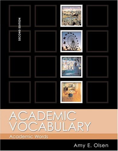Academic Vocabulary: Academic Words (2nd Edition) -