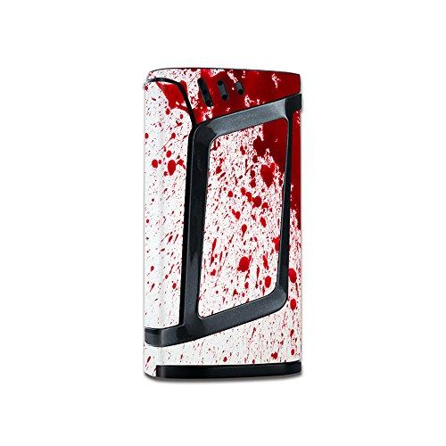 Skin Decal Vinyl Wrap for Smok Alien 220W Vape stickers skins cover/Blood Splatter Dexter