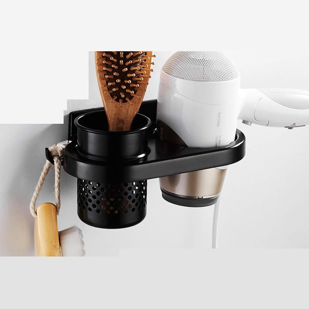 Hair Dryer Rack Free Punch Toilet Rack Bathroom Storage Rack Toilet Dryer Rack-A