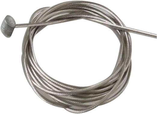 Chytaii Cable de Freno para Bicicleta de Montaña 2M paquete de 2 ...