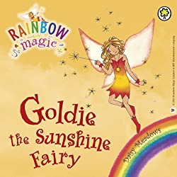 Rainbow Magic - The Weather Fairies: Goldie the Sunshine Fairy