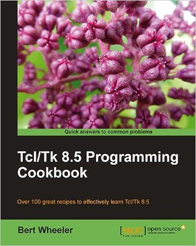 Tcl Scripting Ebook