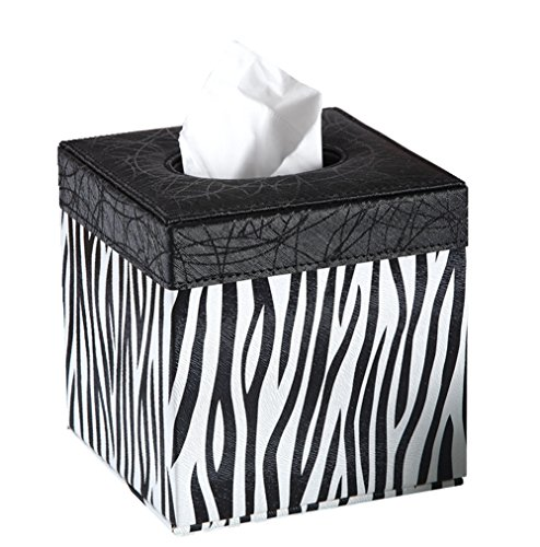 zebra bathroom tray - 2