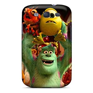 High Quality Phone Cases For Samsung Galaxy S3 With Support Your Personal Customized Nice The Good Dinosaur Pattern AnnaDubois