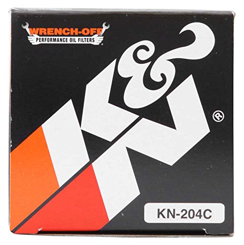 K&N KN-204C Powersports High Performance Oil Filter by K&N (Image #9)