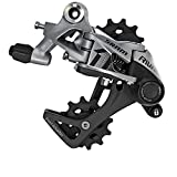 SRAM Rival1 Type 2.1 Mountain Bicycle Rear Derailleur, Gray, Long Cage offers