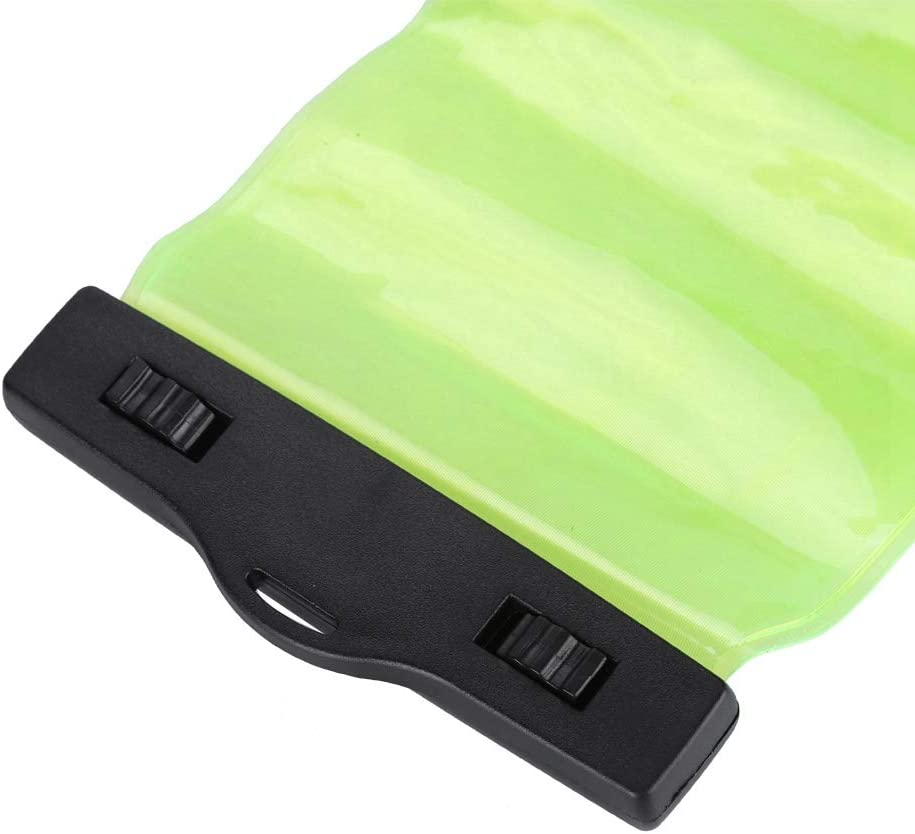 Waterproof Case Portable 2PCS PVC Radio Waterproof Sand-Proof Case Bag with Lanyard for Walkie-talkies UV5R//UV82//BF-888S,for Water Parks//Swimming