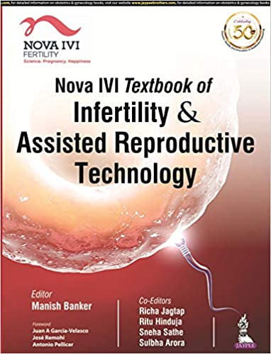 Buy Nova Ivi Textbook Of Infertility & Assisted Reproductive Technology  Book Online at Low Prices in India | Nova Ivi Textbook Of Infertility &  Assisted Reproductive Technology Reviews & Ratings - Amazon.in