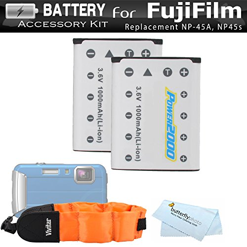 Fuji Finepix Xp60 Waterproof Camera - 6