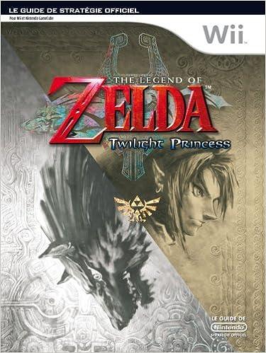 Guia Del Juego Legend Of Zelda Twilight Princess Tapa Blanda Wii