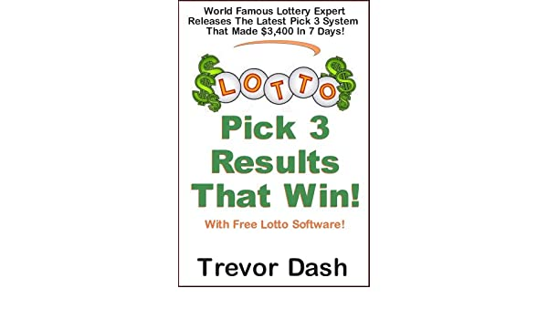 Pick 3 Lottery Results That Win! Get Winning Daily 3 Numbers Using