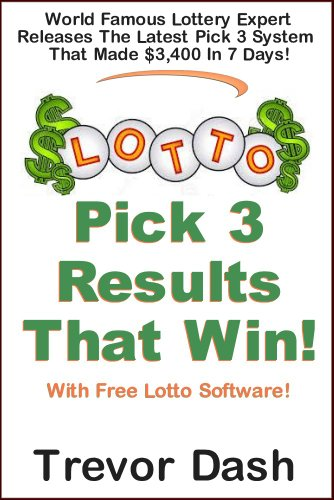 - Pick 3 Lottery Results That Win! Get Winning Daily 3 Numbers Using This Lottery System. Includes Free Lottery Software.