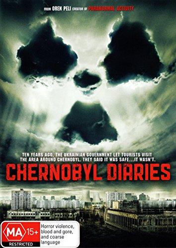 Chernobyl Diaries   Non Usa Format   Pal   Region 4 Import   Australia