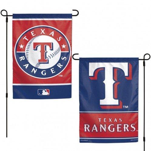 MLB Texas Rangers Garden Flag