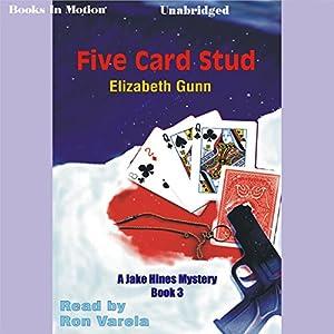 Five Card Stud Audiobook