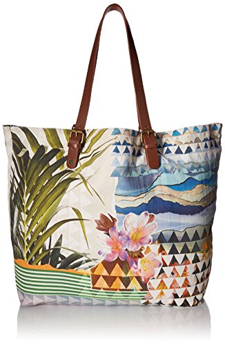 Bluegrass Girl - prAna Slouch Tote Bag, Bluegrass Paradise, One Size