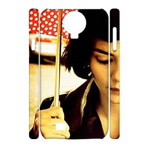 C-EUR Diy case Amelie customized Hard Plastic 3D Case For Samsung Galaxy S4 i9500 [Pattern-4]