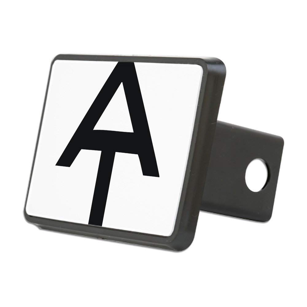 CafePress - Appalachian Trail Hitch Cover - Trailer Hitch Cover, Truck Receiver Hitch Plug Insert by CafePress