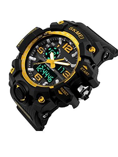 waterproof-casual-back-light-dual-display-dual-time-wrist-watch-gold