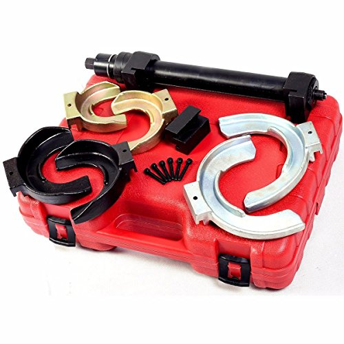 Coil Spring Compressor Interchangable Fork Strut Extractor Tool Set Complete Case - House Deals by House Deals (Image #2)