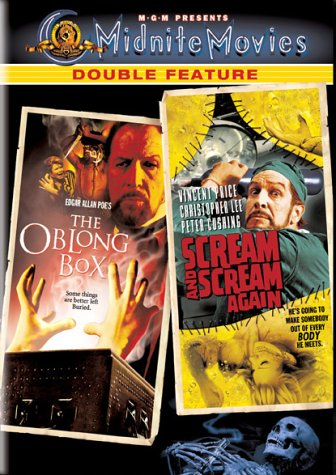 The Oblong Box / Scream and Scream Again (Midnite Movies Double Feature) -
