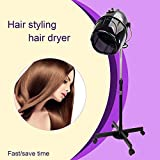 Mefeir Upgraded 1000W Bonnet Hair Dryer Professional with Timer & Rolling Base, Add