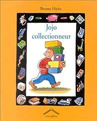 Book's Cover ofJojo collectionneur
