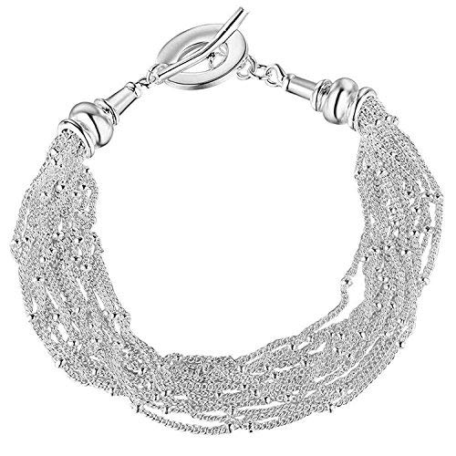 Zicue Stylish Charming Bracelet Exquisite Ornaments The stream of women bracelet fashion jewelry birthday gifts.