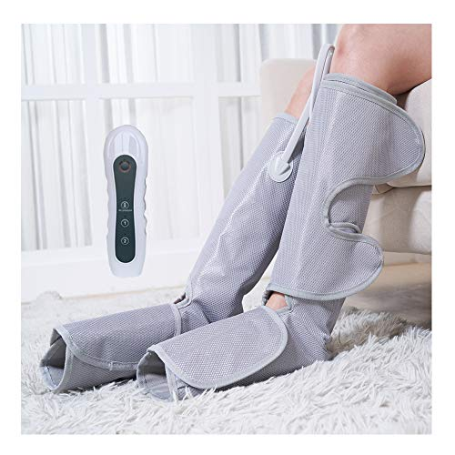 KONLIKING Air Compression Leg Massager Improve Blood Circulation for Foot Calf Massage with Portable...