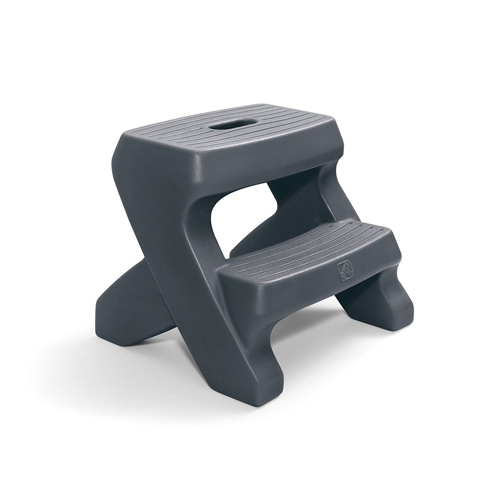 Step2 Carry Top Two Step Stool For Kids and Adults