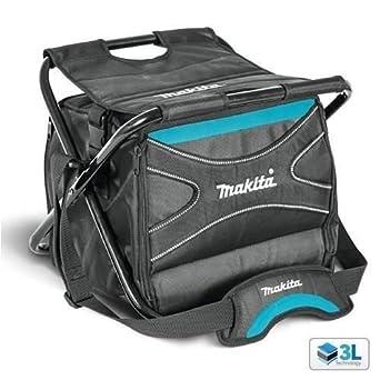 Amazon.com: Makita silla bolsa de herramientas P-80961 ...