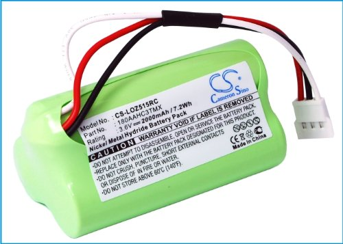 Price comparison product image Replacement Battery for LOGITECH Z515