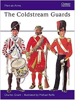 Book The Coldstream Guards (Men-at-Arms) by Charles Grant (1971-06-15)