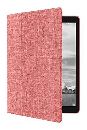 STM Atlas Slim Folio Case for Apple iPad Pro 12.9 , 2015 1st Generation Case - Red (stm-222-109L-29)