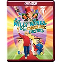 Willy Wonka & the Chocolate Factory [HD DVD] (1971)