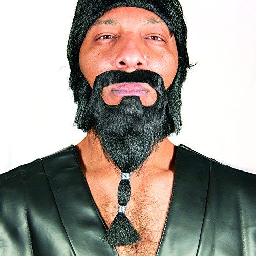 MyPartyShirt Khal Drogo's Braided Beard