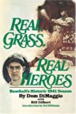 img - for Real Grass, Real Heroes book / textbook / text book