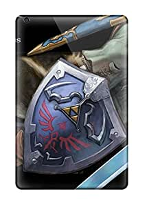 New Customized Design Wolf Link Twilight Princess For Ipad Mini Cases Comfortable For Lovers And Friends For Christmas Gifts