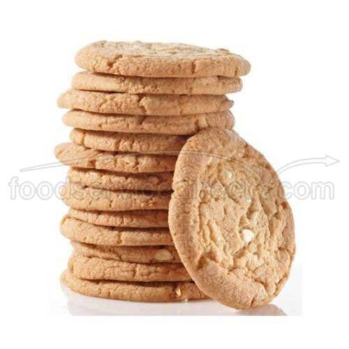 Hill and Valley White Chocolate Macadamia Nut Cookies, 15 Ounce -- 8 per case.