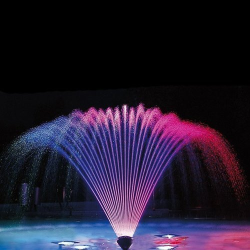 Aquacade Fountains Stainless Steel DN25 1'' Finger Jet Fountain Nozzle by AQUACADE FOUNTAINS