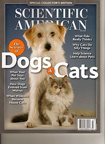 Scientific American the Science of Dogs and Cats pdf