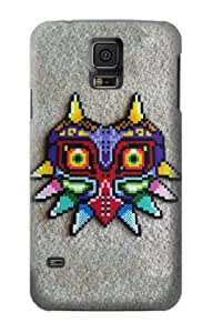 S1359 Majora Mask Case Cover For Samsung Galaxy S5
